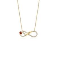 Ferreguer Diamond Kolye 14 Ayar Altın AT200158
