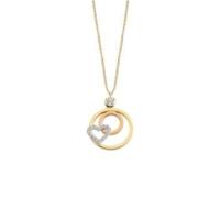 Ferreguer Diamond Kolye 14 Ayar Altın AT200159