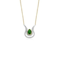 Ferreguer Diamond Kolye 14 Ayar Altın AT200161