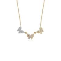 Ferreguer Diamond Kolye 14 Ayar Altın AT200162