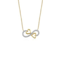 Ferreguer Diamond Kolye 14 Ayar Altın AT200163