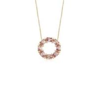 Ferreguer Diamond Kolye 14 Ayar Altın AT200165