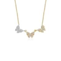 Ferreguer Diamond Kolye 14 Ayar Altın AT200169