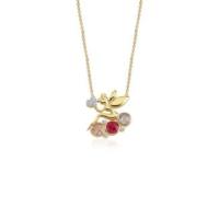 Ferreguer Diamond Kolye 14 Ayar Altın AT200171