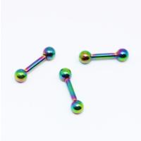 Cadının Dükkanı 316L Cerrahi Çelik Neon Toplu Kulak Piercing