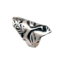 Sümer Telkari Uyuyan Güzel El Yapımı Tasarım Gümüş Yüzük 491