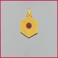 Tuğrul Kuyumculuk 14 Ayar Altın Kolye Ucu T003903