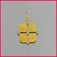 Tuğrul Kuyumculuk 14 Ayar Altın Kolye Ucu T003928