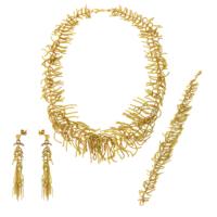 Tuğrul Kuyumculuk 14 Ayar Altın Düğün Seti