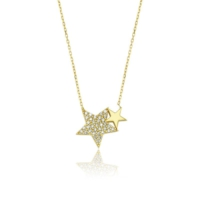 Altınbaş Yıldız Kolye