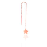 Azuris Silver Tekli Yıldız Küpe