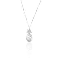 Azuris Silver Ananas Kolye