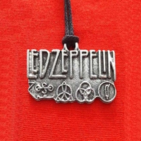 Gensa Led Zeppelin Kolye 2
