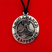 Gensa Amon Amarth Kolye 2
