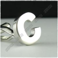 Extore Kol Düğmesi Harfler Serisi C Harfi Kd01C