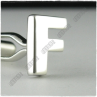 Extore Kol Düğmesi Harfler F Harfi Kd01F