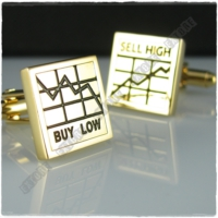 Extore Kol Düğmesi Borsa Finans Buy Sell Kd067