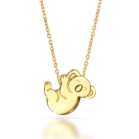 Goldstore 14 Ayar Altın Koala Kolye Gp40004