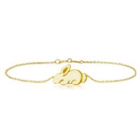 Goldstore 14 Ayar Altın Tavşan Bileklik Gb40300