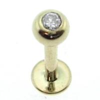 Goldstore 14 Ayar Altın Piercing Gpc7263
