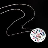 Sümer Telkari Dilek Ağacı 925 Ayar Gümüş Kolye 477