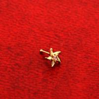Sümer Telkari Yıldızlı Altın Hızma 55