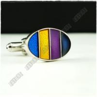 Extore Kol Düğmesi Klasik Karışık Renkler Kd459