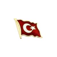 AltınSepeti Altın Bayrak Rozet İğneli AS05RZ