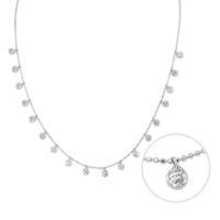Bella Gloria Tifani Gümüş Kolye (Gk00508)