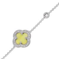 Altınsepeti Gümüş Şans Bilekliği G89Bl