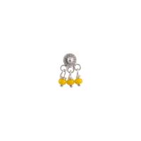Akyüz Gümüş Yöresel Telkari Gümüş Hızma Hz018