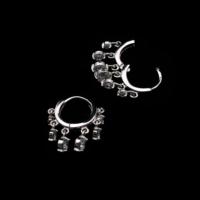 Akyüz Gümüş Shakira Küpesi 925 Ayar Gümüş Kpz010