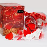 Chavin Seni Seviyorum Çünkü Aşk Kavanozu-Mesajları 365 adet