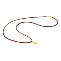 Tuğrul Kuyumculuk Yılbaşına Özel Altın Yıldız İp Kolye T031837