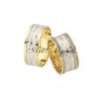 ArtAlyans Altın Elişi Alyans ART42-3569