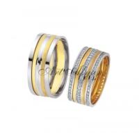 ArtAlyans Altın Elişi Alyans ART42-3567