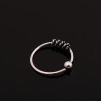 Sümer Telkari Halka Gümüş Hızma 150