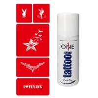 One Spray Tatoo Dövme Seti 4
