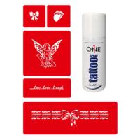 One Spray Tatoo Dövme Seti 6