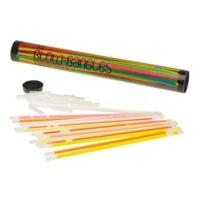 Npw Glow Bangles - Karanlıkta Parlayan Bileklikler - 15Li Set