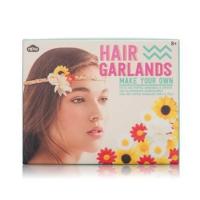 Npw Make Your Own Hair Garlands - Çiçekli Saç Bandı Yapım Kiti
