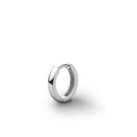 Ejoya 13 Mm Gümüş Erkek Küpesi