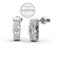 Monemel Swarovski® Taşlı Küpe E0294