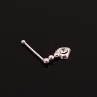 Sümer Telkari Kalp Tasarım Gümüş Hızma 148