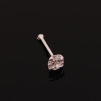 Sümer Telkari Tek Taş Gümüş Hızma 139