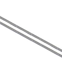 Chavin Gri 55 Cm. 3 Mm. Traşlı Gürmet Erkek Çelik Zincir Dm90