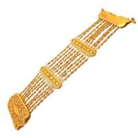Bilezikhane Urfa Akıtma Bileklik 75,00 Gram 22 Ayar Altın