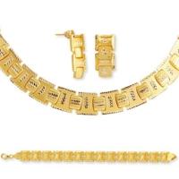 Bilezikhane Düğün Set Kalemli Model 74,00 Gram 22 Ayar Altın