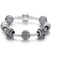 Byzinci Pandora Benzeri Gümüş Bayan Bileklik