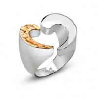 Tash Design Kalp Yüzük